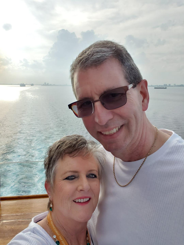 Karen & Robert Wagner